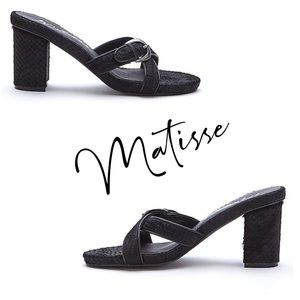 """Brand New in Box Matisse """"So Long"""" Leather Buckle"""